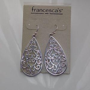 🌹 4/$25 Francesca's Earrings